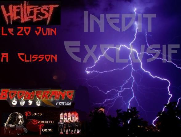 Le Hellfest 20 juin 2010 à Clisson.. - Page 7 Recont10