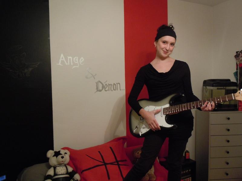 Débuter à la guitare .... Shay0810