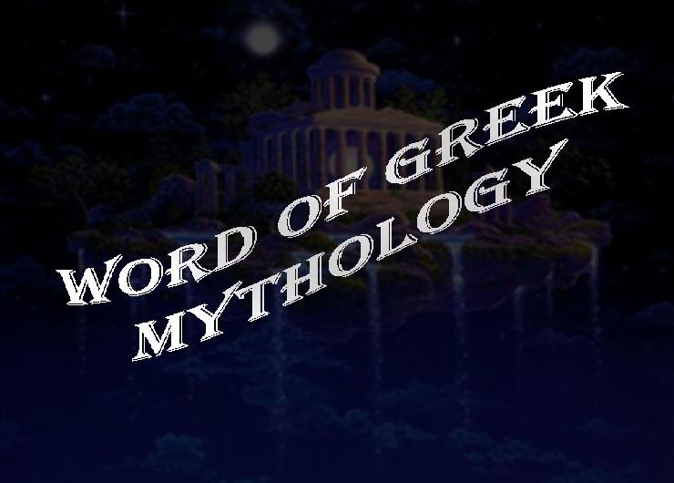 World of Greek Mythology