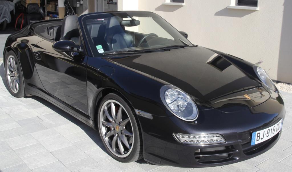 Porsche 997 4s cabriolet  Fullsi11