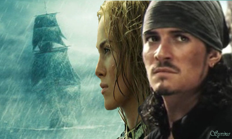 Pirates des Caraïbes - Will et Elisabeth - rating G Will_l10