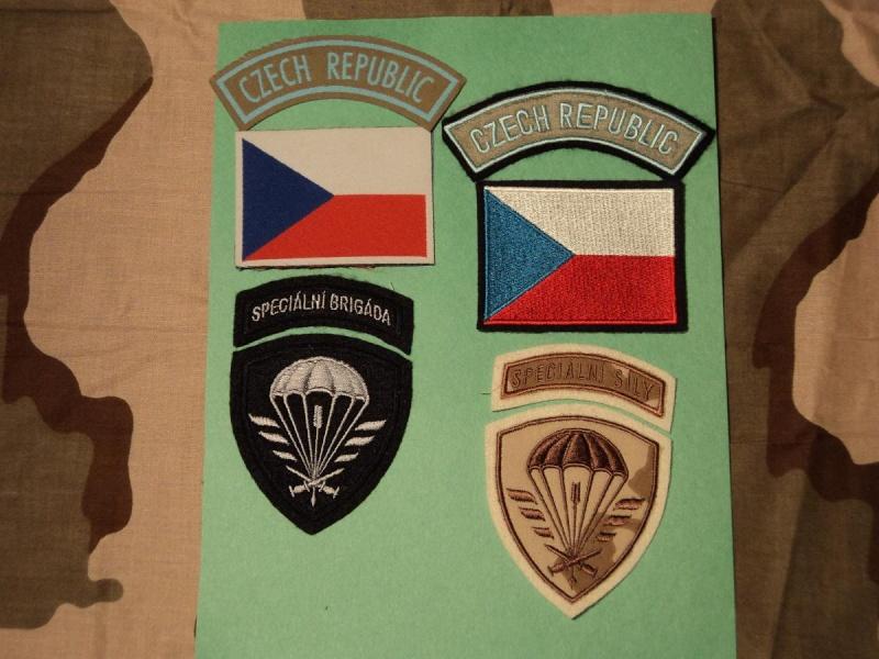Patches, insignias Ceku_s11