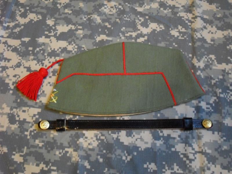 Spain Legion  garrison cap Ispanu10