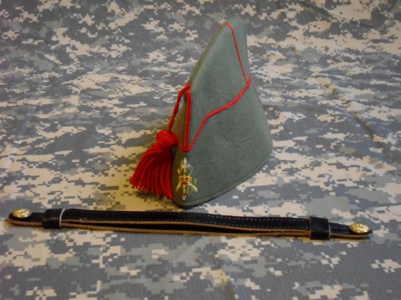Spain Legion  garrison cap Ispanu11