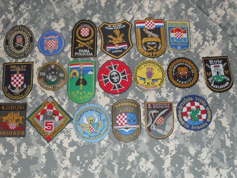 patches Kroati10