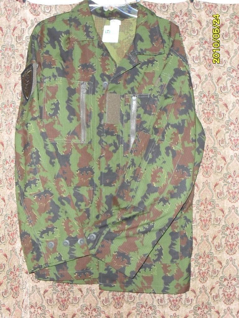 LT woodland uniform Lk_lau10
