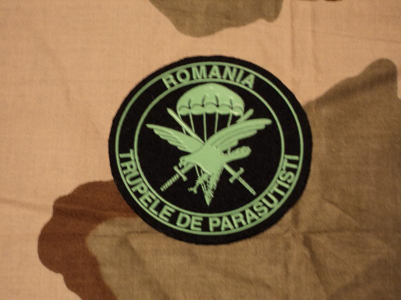 Patches,insignias,etc. Rumuni10