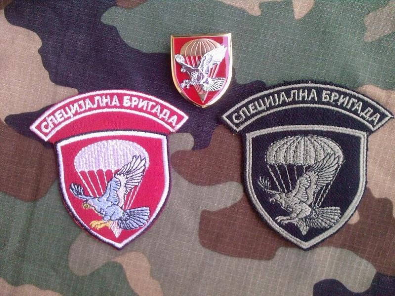 Vojska Srbije patches Serbai10