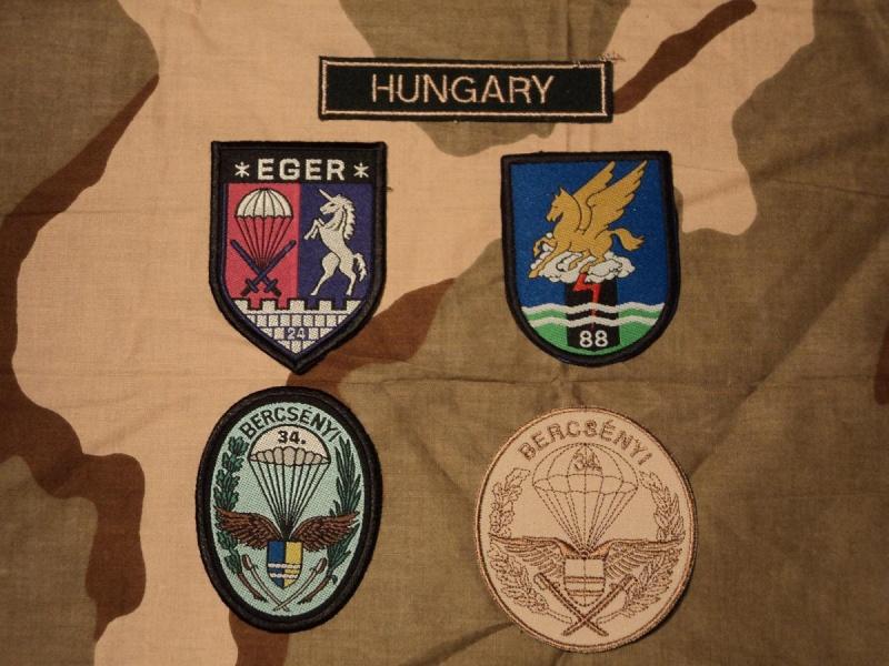 Hungarian military insignias Vengru10