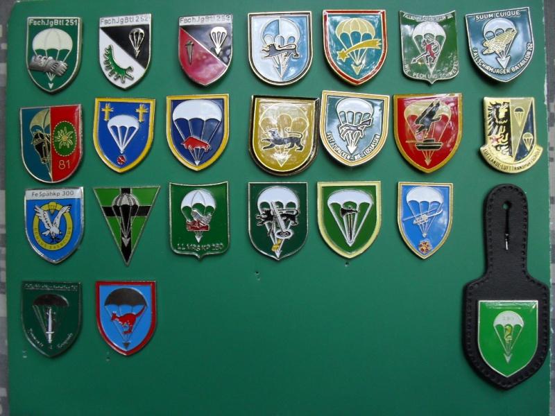 paratroopers insignia Vokiet10