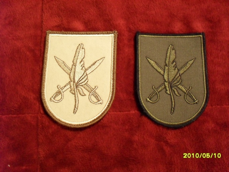 Lithuania military( Lietuvos kariuomene) badges,insignias,beret/hat badges,patches Zvalgu10