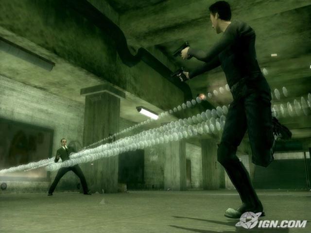 اللعبة العالمية matrix path of neo 112