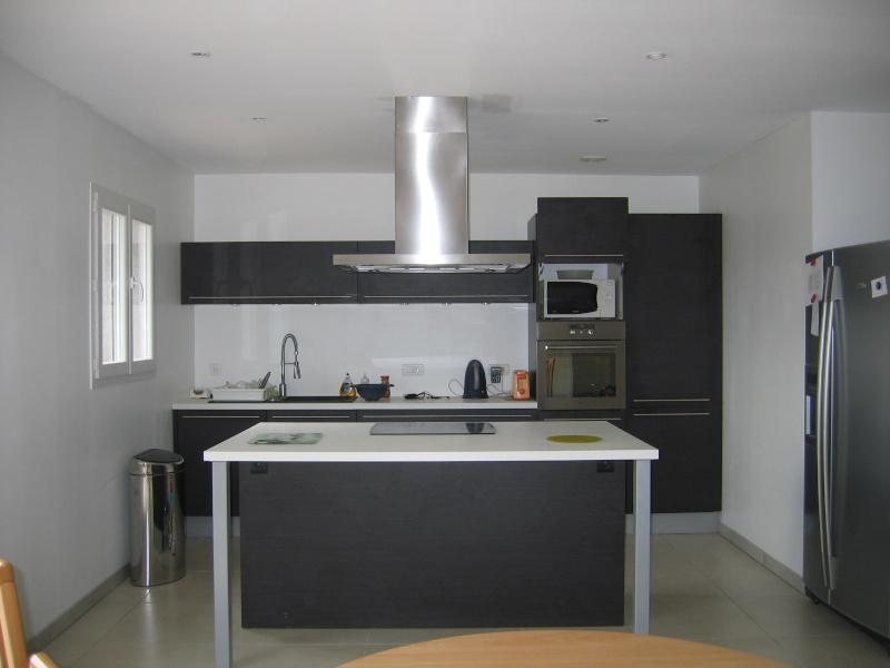 cr er la d co de ma pi ce salon cuisine. Black Bedroom Furniture Sets. Home Design Ideas