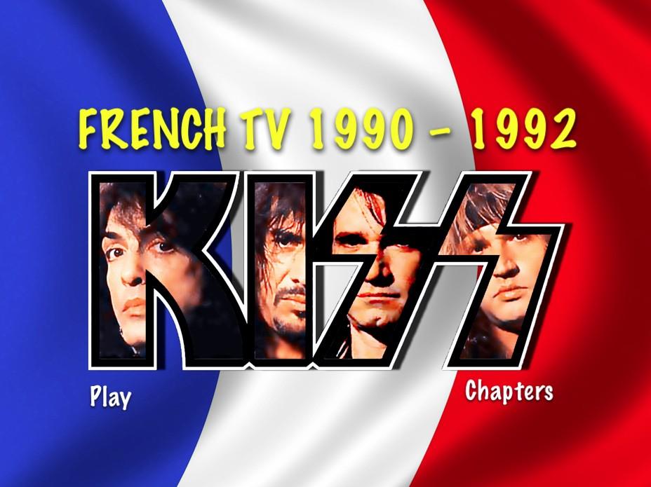 M6 1990 UNCUT !  Rock n' Hard Kiss Special  Raw Tapes 110
