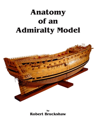 17th and 18th century ship models from the Kriegstein Collection di Tomek Aleksinski Anatom10