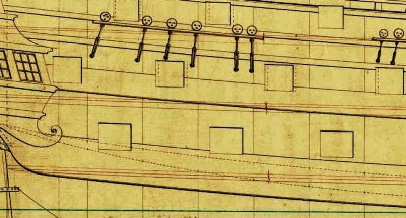 sabordi e mantelletti (a losanga)...tipologie e alberatura dei vascelli dei primi del XVII sec...e molto altro Ardent10