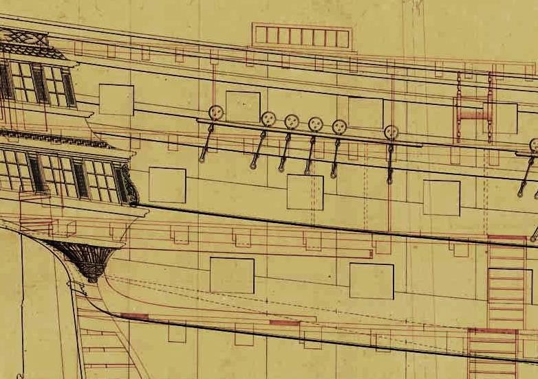 sabordi e mantelletti (a losanga)...tipologie e alberatura dei vascelli dei primi del XVII sec...e molto altro Bedfor10