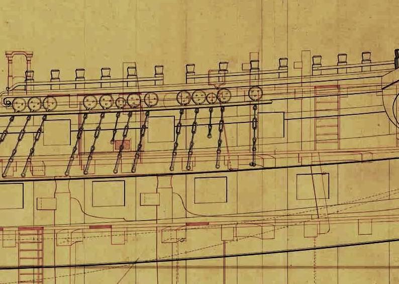 sabordi e mantelletti (a losanga)...tipologie e alberatura dei vascelli dei primi del XVII sec...e molto altro Bedfor11