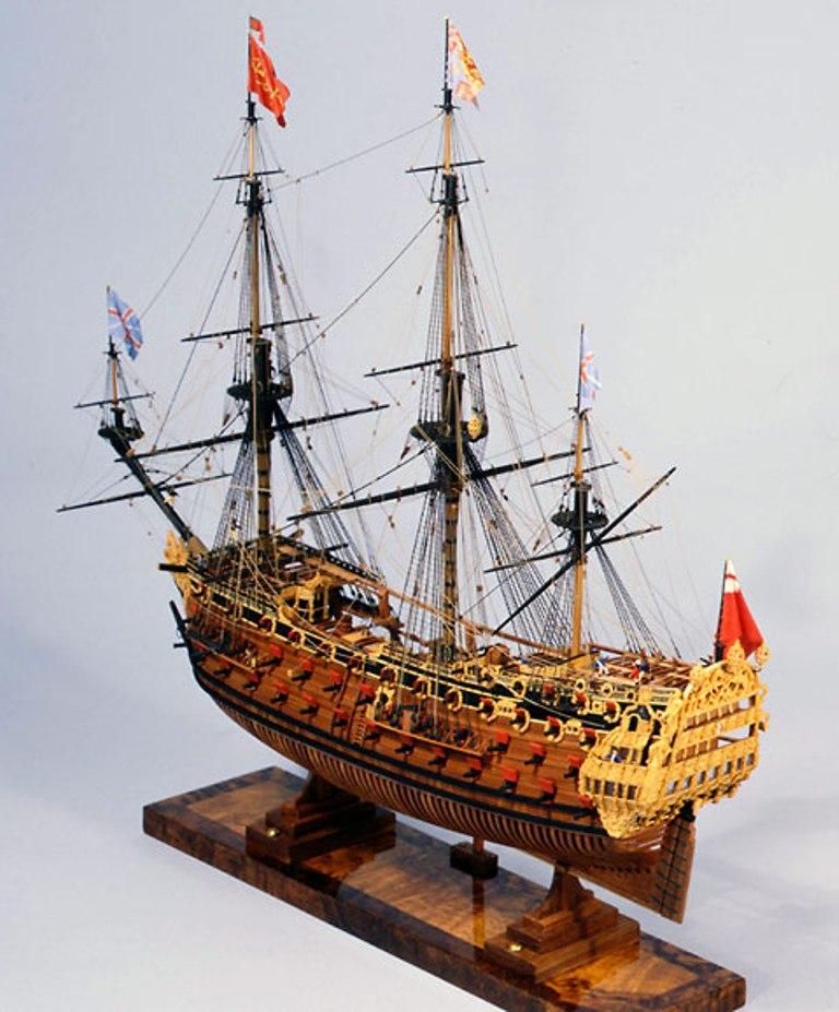 HMS Bellona 74 cannoni inglese da 168 ft. - Pagina 5 Britan10