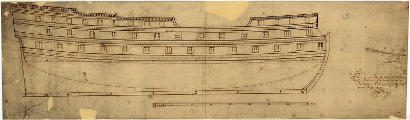 sabordi e mantelletti (a losanga)...tipologie e alberatura dei vascelli dei primi del XVII sec...e molto altro Danneb10