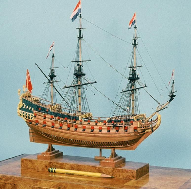 HMS Bellona 74 cannoni inglese da 168 ft. - Pagina 5 Der_ho13