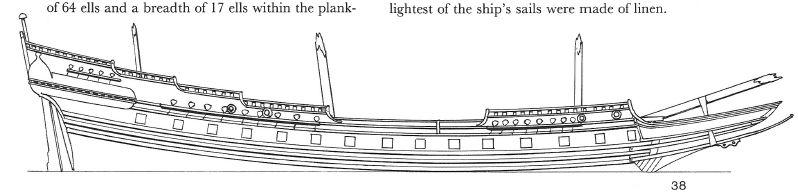 sabordi e mantelletti (a losanga)...tipologie e alberatura dei vascelli dei primi del XVII sec...e molto altro Image11