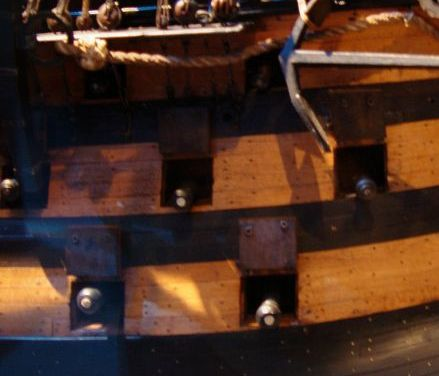 sabordi e mantelletti (a losanga)...tipologie e alberatura dei vascelli dei primi del XVII sec...e molto altro L_ocea11