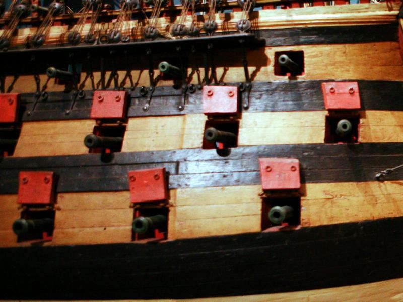 sabordi e mantelletti (a losanga)...tipologie e alberatura dei vascelli dei primi del XVII sec...e molto altro Le_roy10