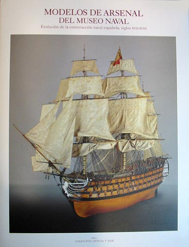 17th and 18th century ship models from the Kriegstein Collection di Tomek Aleksinski Modelo10