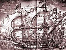 sabordi e mantelletti (a losanga)...tipologie e alberatura dei vascelli dei primi del XVII sec...e molto altro Trekro10