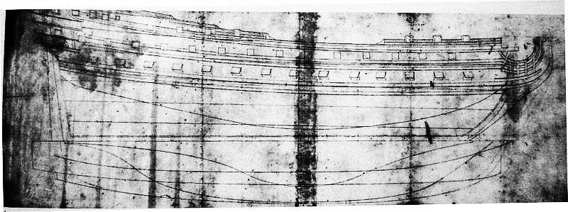 sabordi e mantelletti (a losanga)...tipologie e alberatura dei vascelli dei primi del XVII sec...e molto altro Vascel11