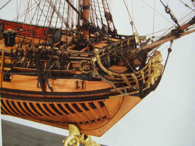 17th and 18th century ship models from the Kriegstein Collection di Tomek Aleksinski Vascel20