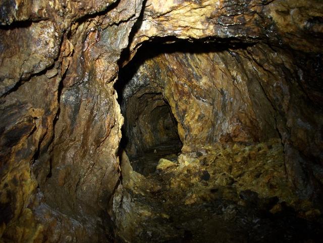 Llanelltyd / Foel Ispri Gold Mine 100_2021