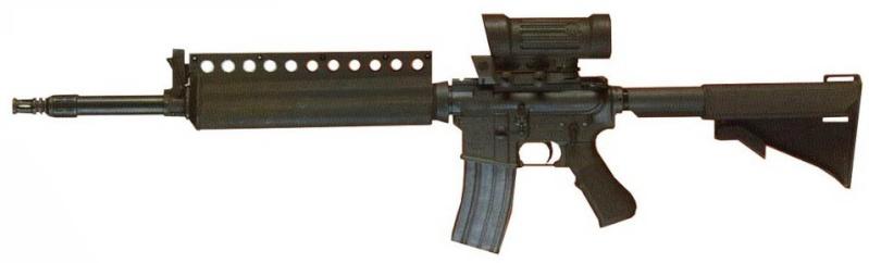 New Technology M16a2e10
