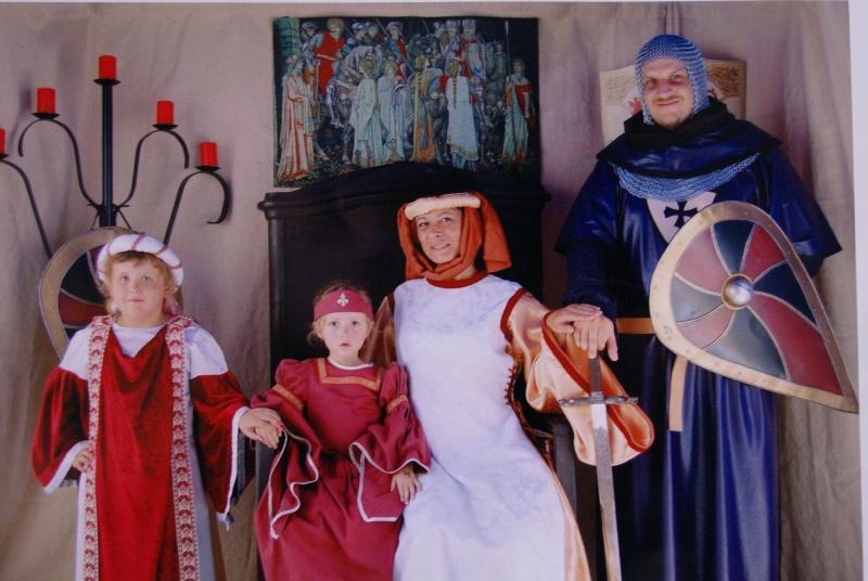 Dame SylvieDragon01, Lord Nomercy et les princesses Cheval10