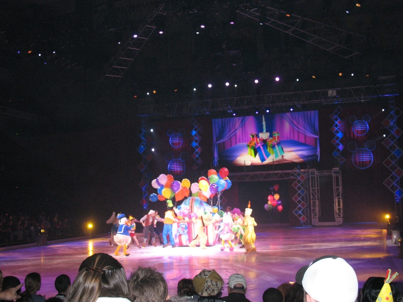 "Disney on Ice ""Let's celebrate !"" Img_1213"