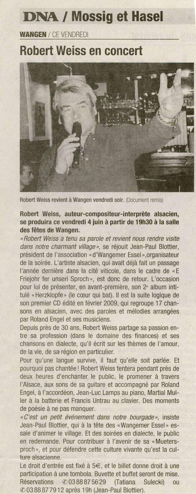 Robert Weiss en concert à Wangen vendredi 4 juin 2010 à 19h30 Image057