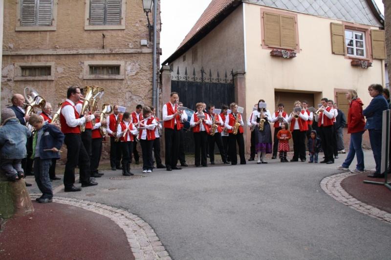 Aubade de la Musique Harmonie de Wangen dimanche 16 mai 2010 Img_9026