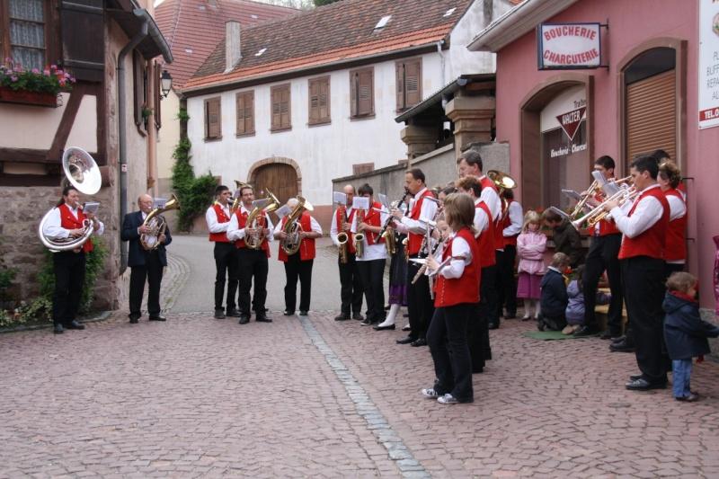 Aubade de la Musique Harmonie de Wangen dimanche 16 mai 2010 Img_9030