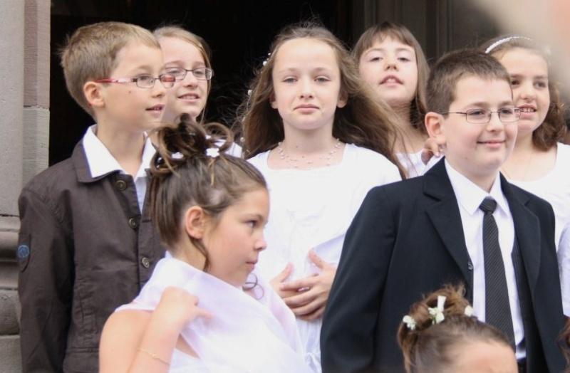 1ère communion des enfants de la Communauté de Paroisses du Steinacker le 13 juin 2010 Img_9610