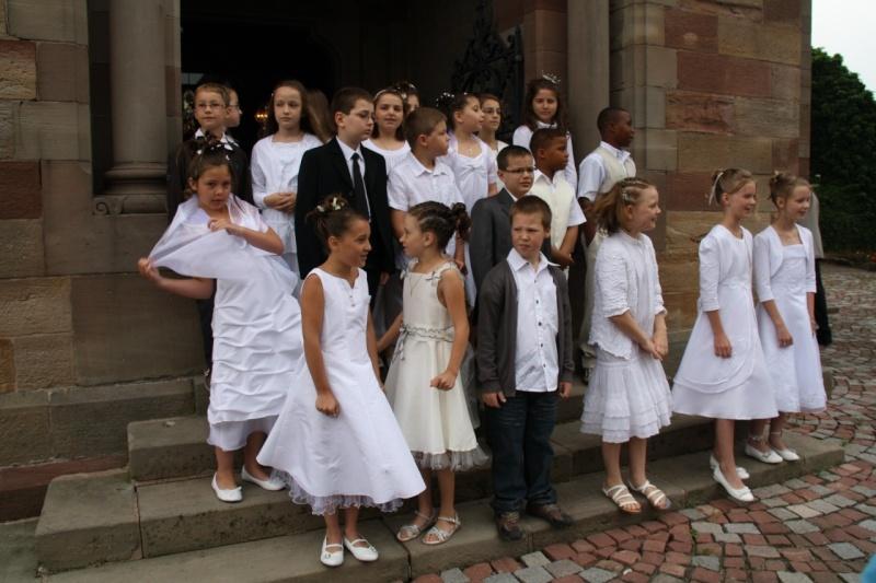 1ère communion des enfants de la Communauté de Paroisses du Steinacker le 13 juin 2010 Img_9712
