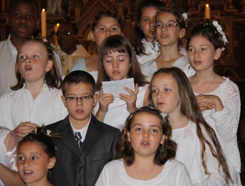 1ère communion des enfants de la Communauté de Paroisses du Steinacker le 13 juin 2010 Img_9721