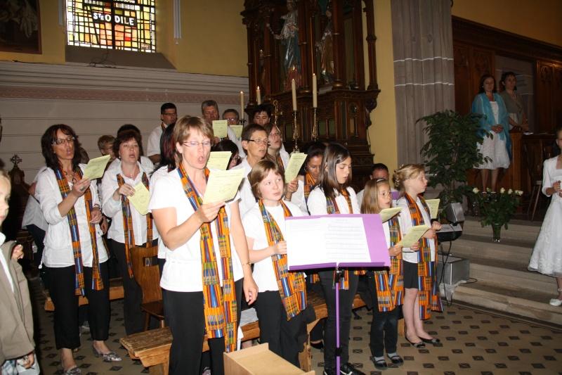 1ère communion des enfants de la Communauté de Paroisses du Steinacker le 13 juin 2010 Img_9722