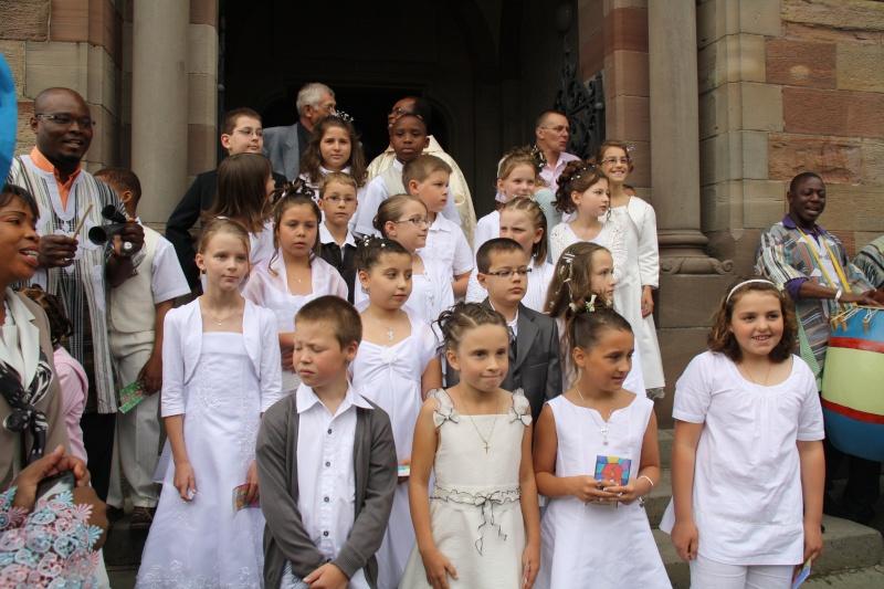 1ère communion des enfants de la Communauté de Paroisses du Steinacker le 13 juin 2010 Img_9726