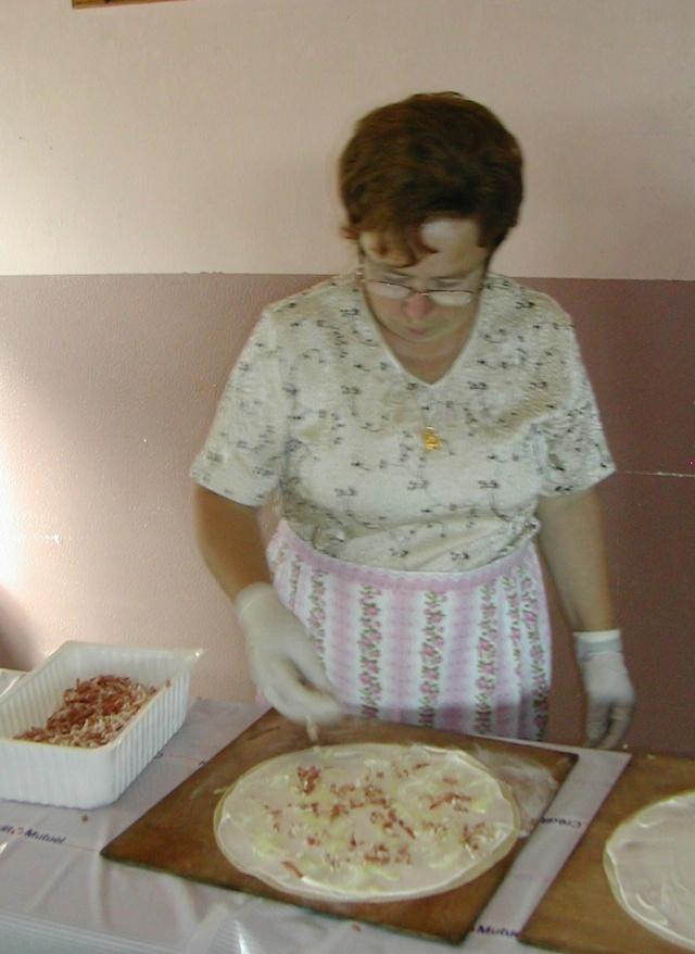 Soirée tartes flambées au profit de la restauration de l'Eglise simultanée de Wangen le samedi  12 juin 2010 à 19h Soirae14