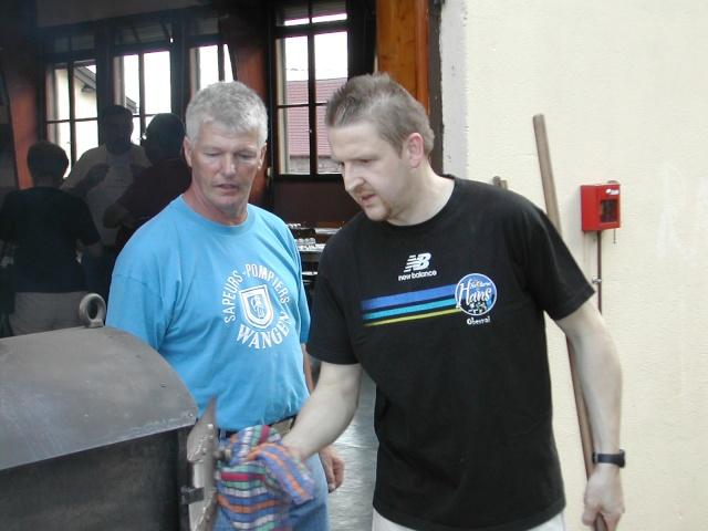 Soirée tartes flambées au profit de la restauration de l'Eglise simultanée de Wangen le samedi  12 juin 2010 à 19h Soirae17