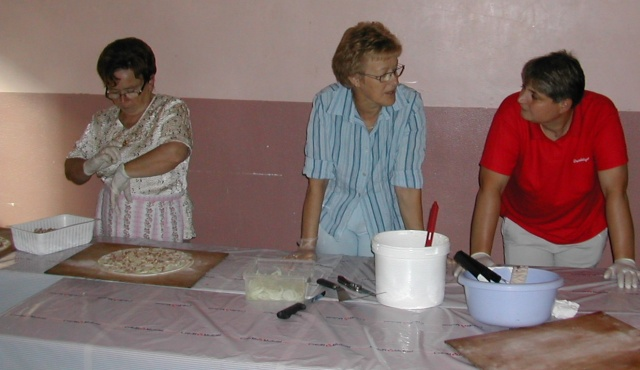 Soirée tartes flambées au profit de la restauration de l'Eglise simultanée de Wangen le samedi  12 juin 2010 à 19h Soirae20