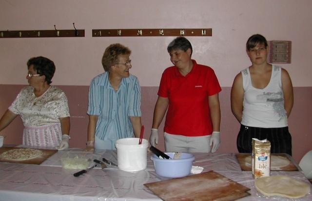 Soirée tartes flambées au profit de la restauration de l'Eglise simultanée de Wangen le samedi  12 juin 2010 à 19h Soirae21