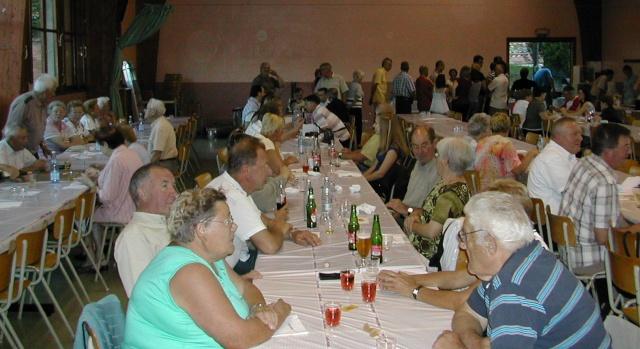 Soirée tartes flambées au profit de la restauration de l'Eglise simultanée de Wangen le samedi  12 juin 2010 à 19h Soirae29