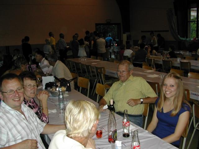 Soirée tartes flambées au profit de la restauration de l'Eglise simultanée de Wangen le samedi  12 juin 2010 à 19h Soirae30
